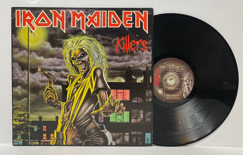 Iron Maiden- Killers LP