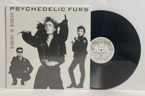 The Psychedelic Furs- Midnight to midnight LP