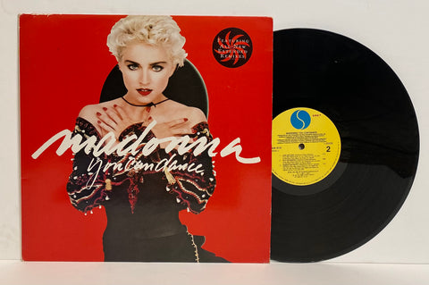Madonna- You can dance LP