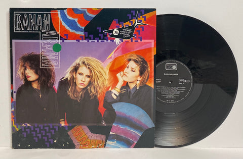 Bananarama- Bananarama LP German Press