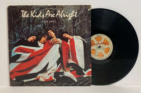The Who- The Kids Are Alright 2LP