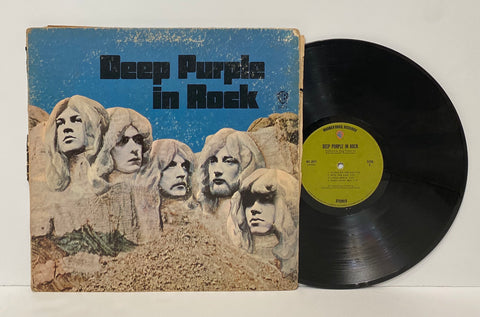 Deep Purple- In rock LP