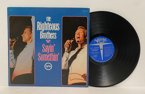 The Righteous Brothers- Sayin' Somethin' LP