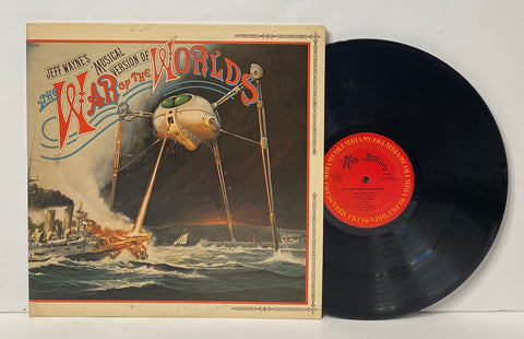 The War of the worlds- Original soundtrack 2LP