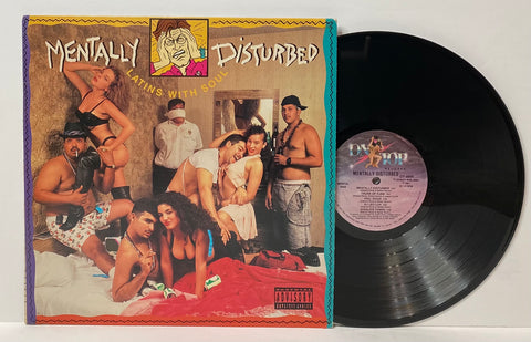 Mentally Disturbed- Latins with soul LP