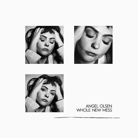 Angel Olsen - Whole New Mess [LP] (Clear Smoke Vinyl)(Pre-Order)