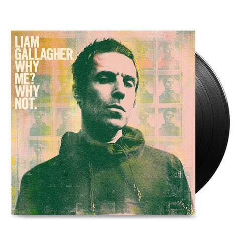Liam Gallagher - Why Me? Why Not [LP]