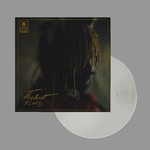 Thundercat - It Is What It Is [LP] (Deluxe clear vinyl)