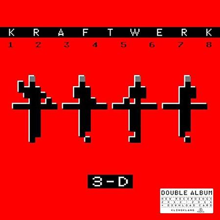 Kraftwerk - 3-D: The Catalogue [2LP] (180 Gram, download)