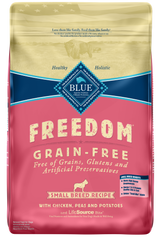 Blue Buffalo Freedom Grain Free Chicken Recipe Small Breed Adult Dry Dog Food