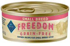 Blue Buffalo Freedom Grain Free Chicken Recipe Small Breed Adult Canned Dog Food