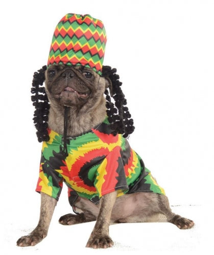 Rubies Pet Shop Rasta Dog Costume
