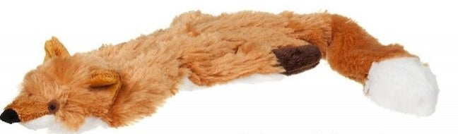 Ethical Pet Skinneeez Fox Dog Toy