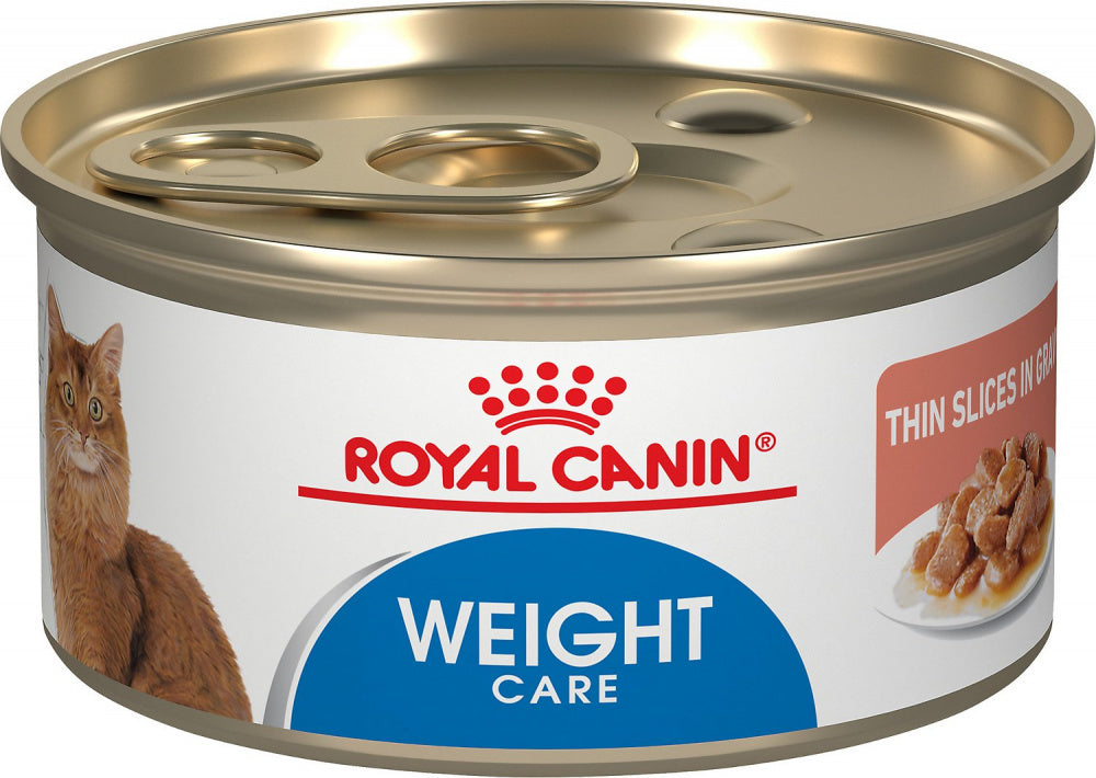 Royal Canin Feline Weight Care Thin Slices in Gravy Canned Cat Food