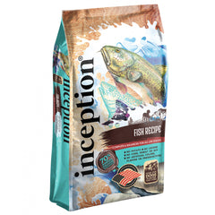 Inception Fish Recipe Dry Dog Food