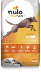 Nulo Frontrunner Chicken, Oats & Turkey Adult Dry Dog Food