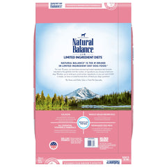 Natural Balance L.I.D. Limited Ingredient Diets Salmon & Brown Rice Formula Dry Dog Food