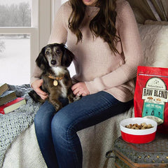 Stella & Chewy's Raw Blend Kibble Cage Free Recipe Dry Dog Food
