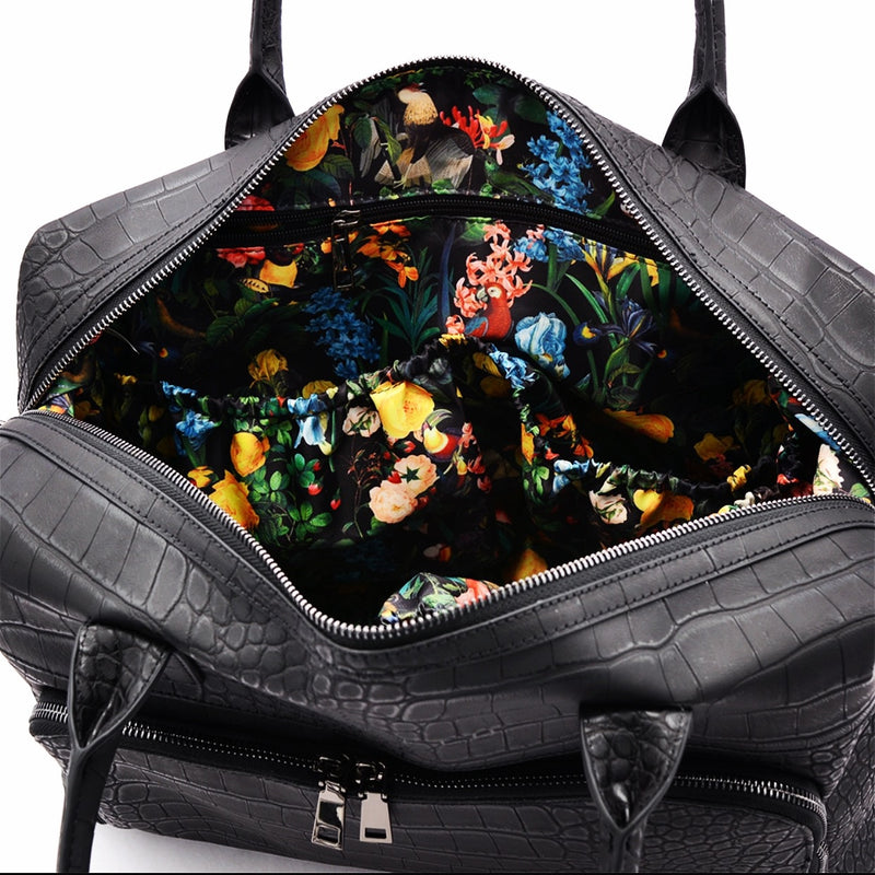 Clarice bag - Floral lining - Pre Order