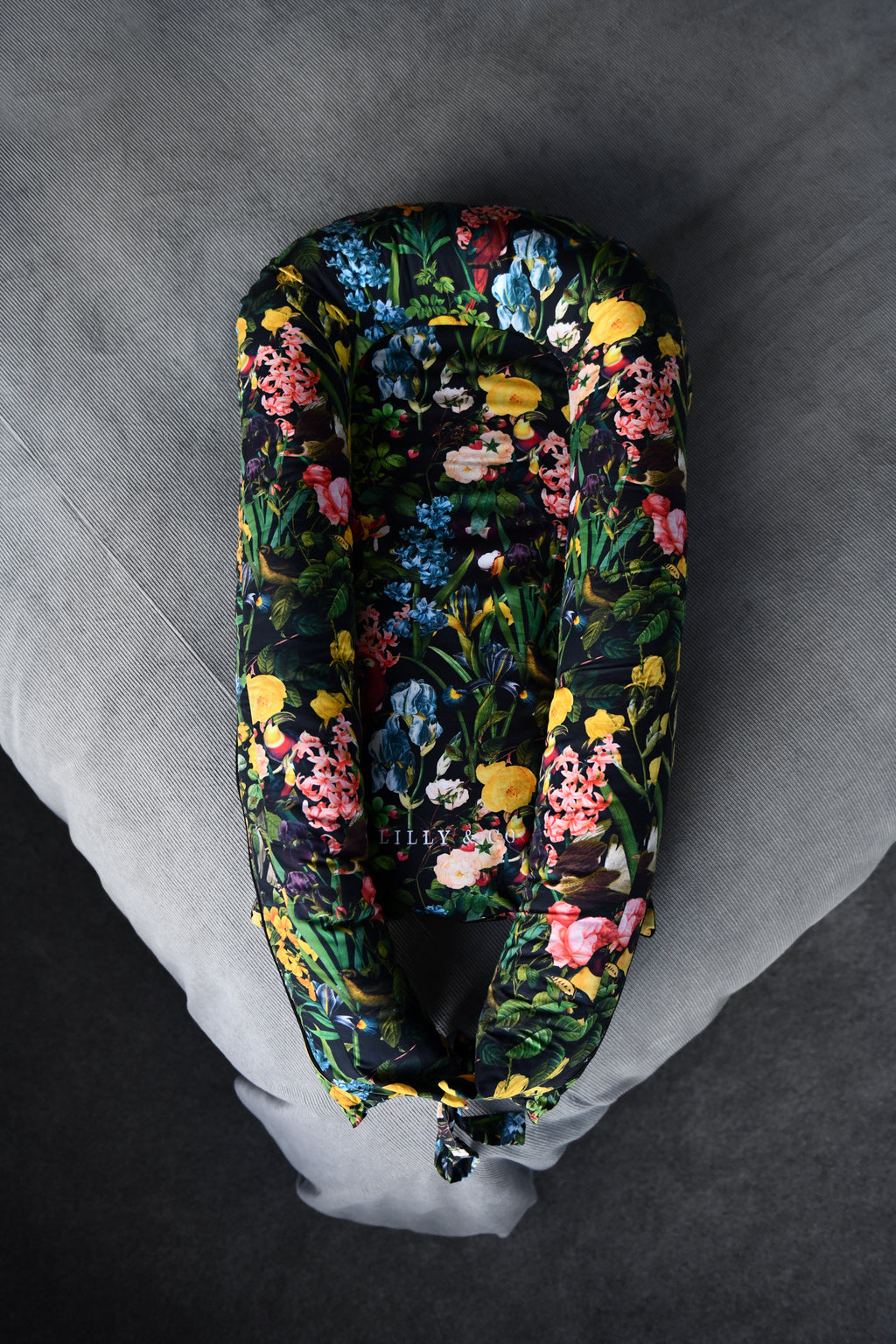 Anouk Floral Baby Nest - Limited Edition