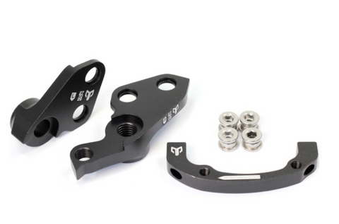 "CONVERSION HANGER KIT PP 27.5"" TO 26"" 142X12MM"