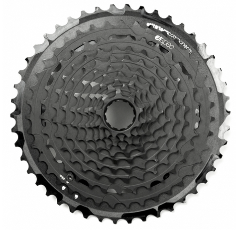 TRS PLUS CASSETTE - 9/46T - 11 SPEED - BLACK