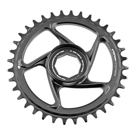 E*SPEC STEEL CHAINRING - 36T - BOSCH CX GEN4