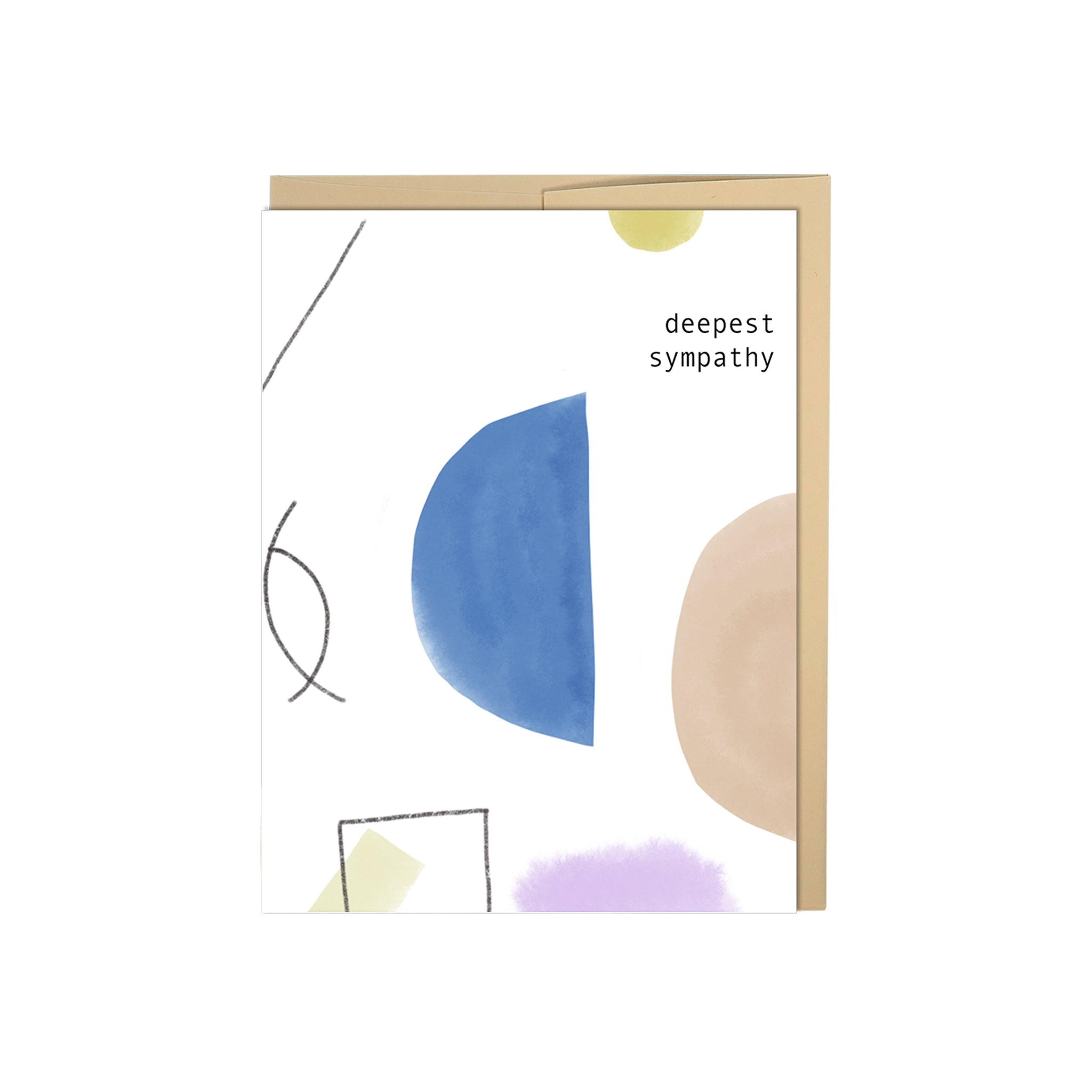 Deepest Sympathy - Abstract