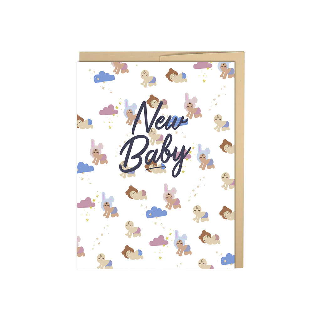 New Baby Card