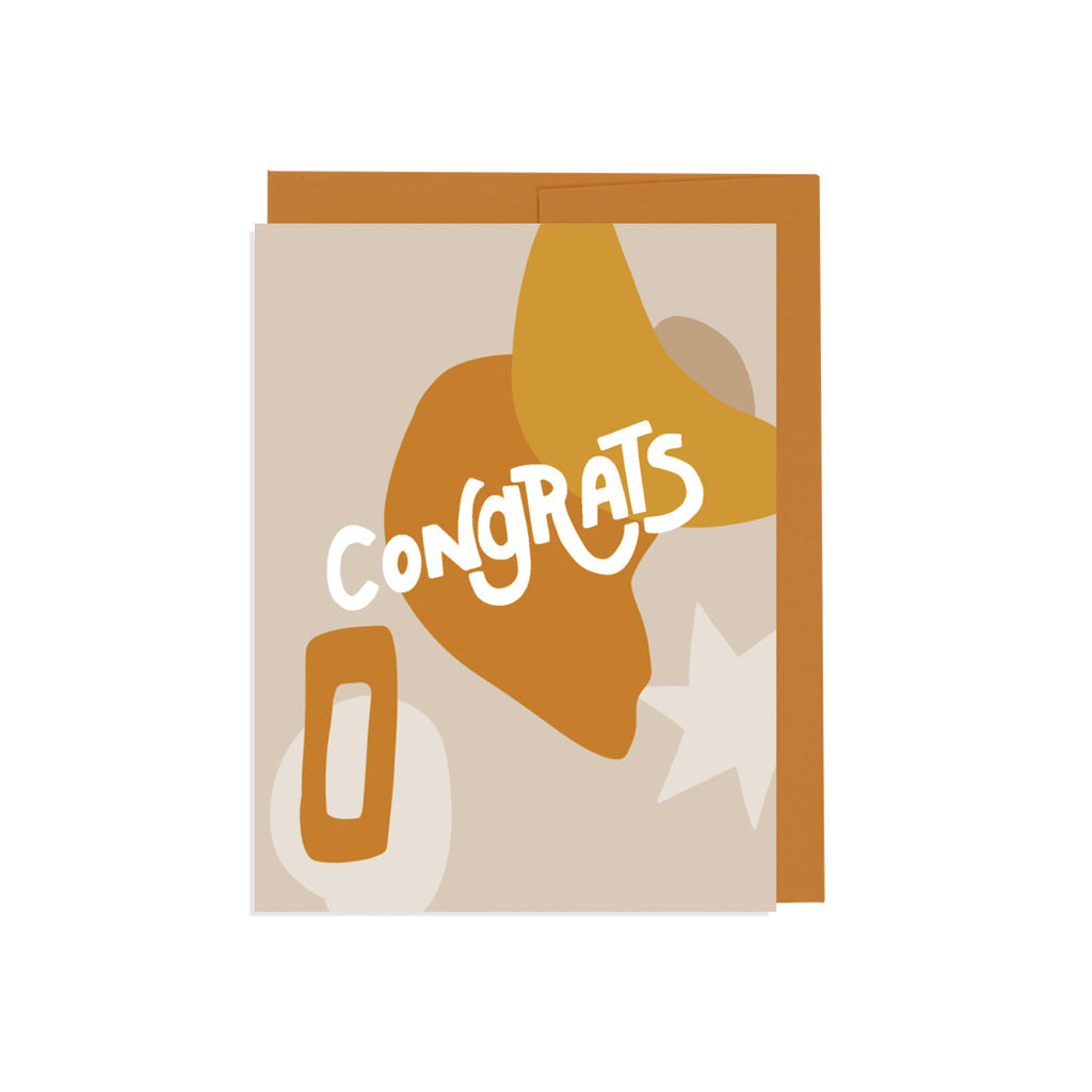 Congrats (Shapes)