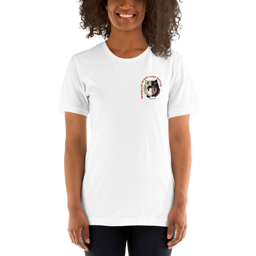 Asians for Black Lives Matter Short-Sleeve Unisex T-Shirt