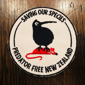 Saving Our Species badge (incl. shipping)