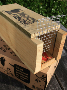 Victor Professional rat trap & tunnel (incl. shipping)
