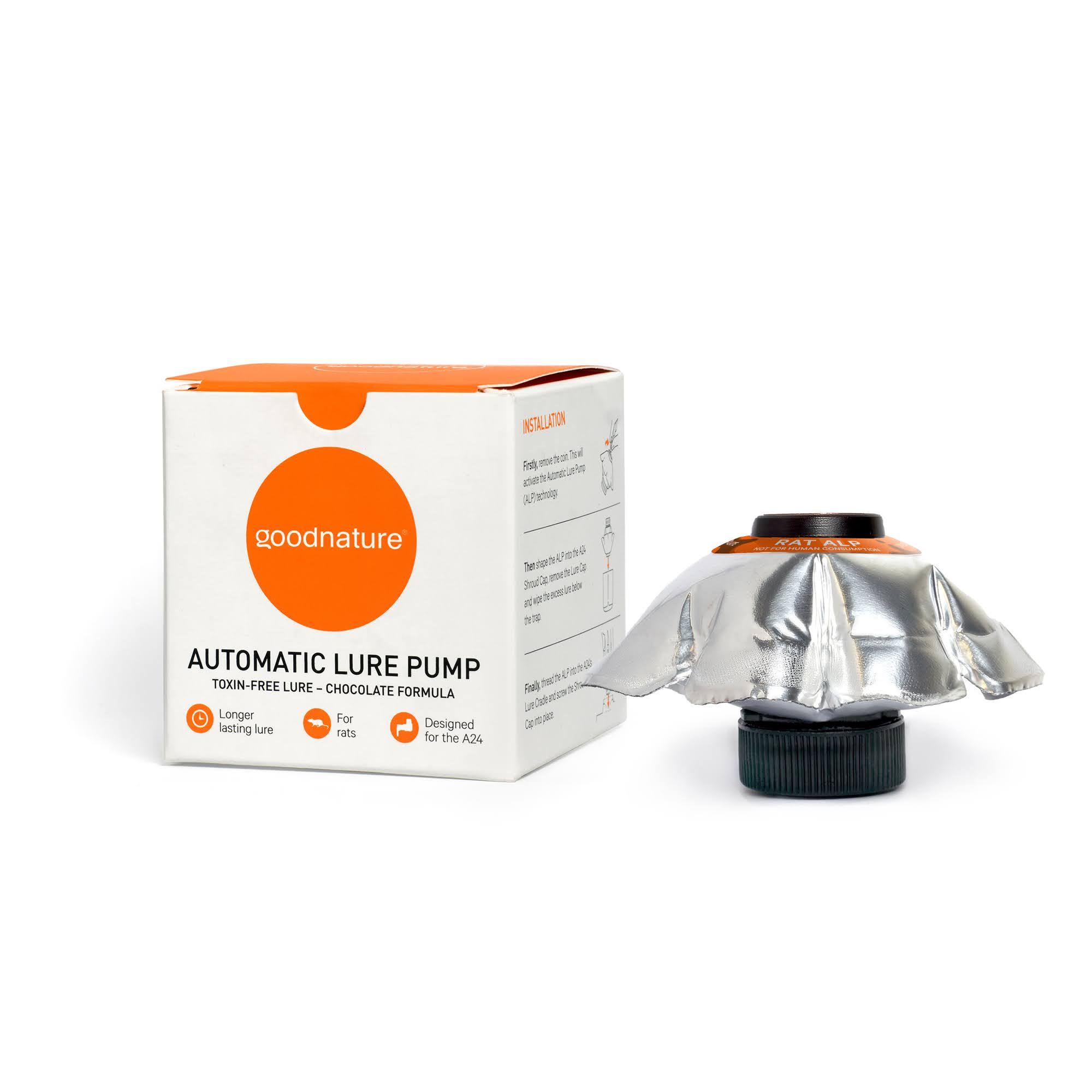 A24 Rat & Stoat Automatic Lure Pump (incl. shipping)