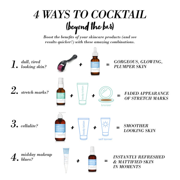4 Ways to Cocktail (beyond the bar)