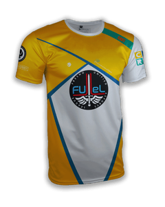 FUeL CART Esports Prolevel® Competitor Jersey - Prolevel | Professional Gaming Wear®