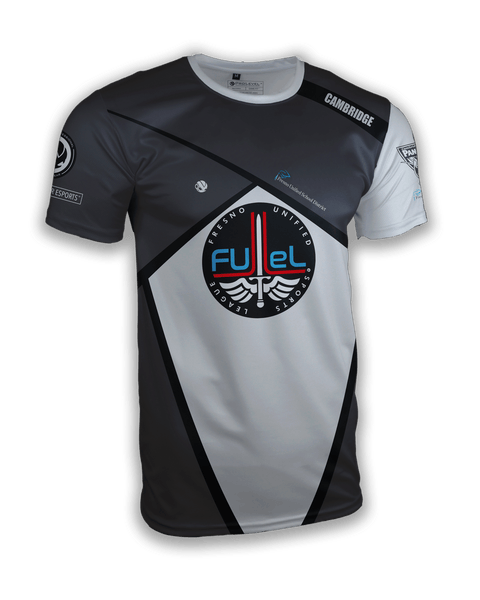 FUeL Cambridge Esports Prolevel® Competitor Jersey - Prolevel | Professional Gaming Wear®