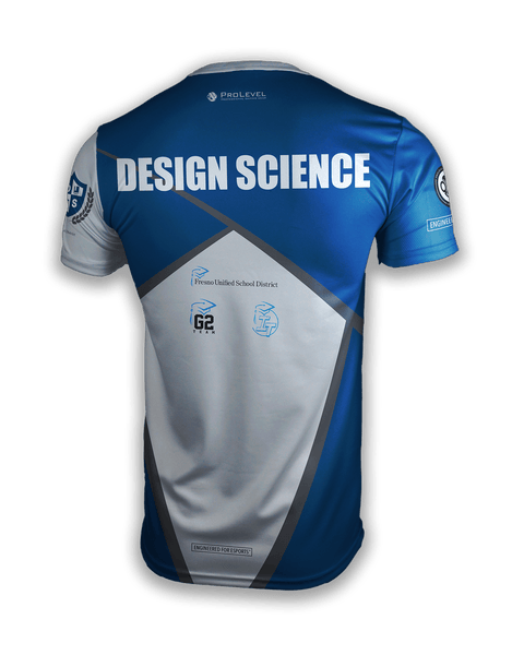 FUeL Design Science Esports Prolevel® Competitor Jersey - Prolevel | Professional Gaming Wear®
