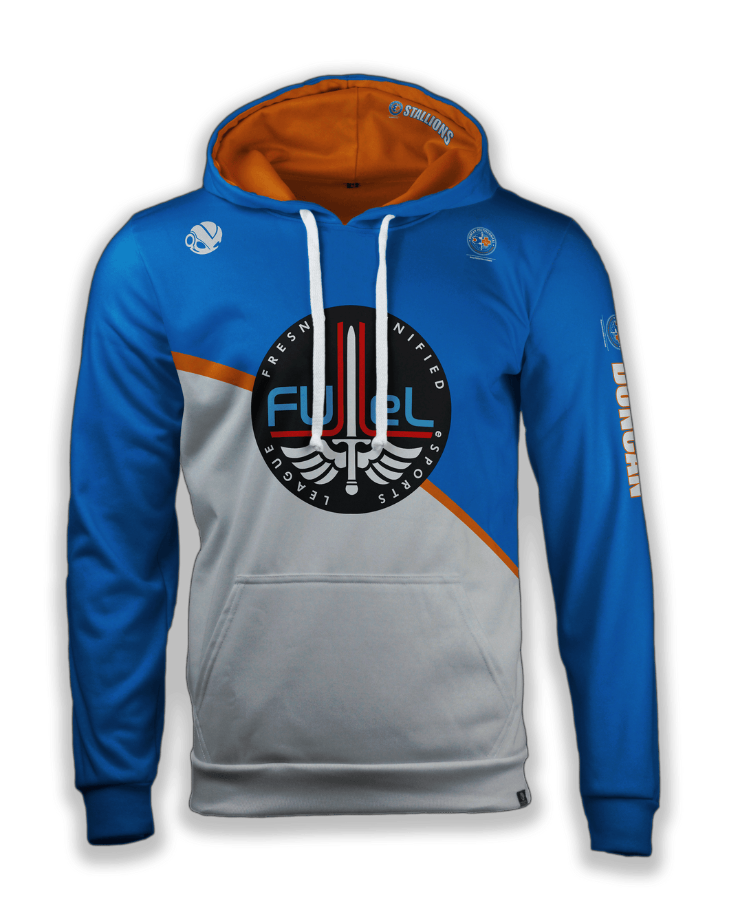 FUeL Duncan Prolevel® Hybrid Pullover Hoodie - Prolevel | Professional Gaming Wear®