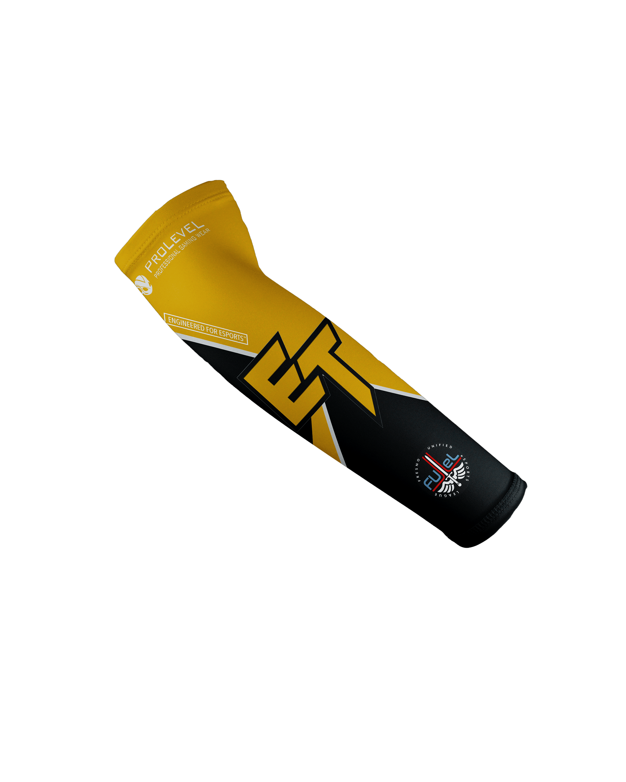 FUeL Edison Gaming Sleeve - Prolevel® Game-Fit Compression Sleeve - Prolevel | Professional Gaming Wear®