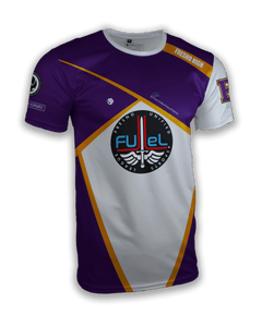 FUeL Fresno High Esports Prolevel® Competitor Jersey - Prolevel | Professional Gaming Wear®