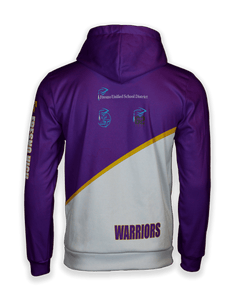 FUeL Fresno High Prolevel® Hybrid Pullover Hoodie - Prolevel | Professional Gaming Wear®