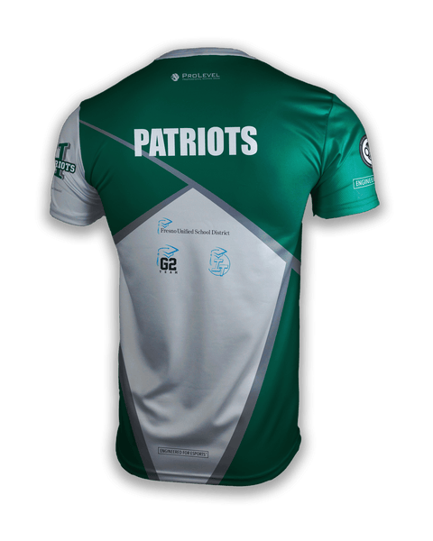 FUeL Hoover Esports Prolevel® Competitor Jersey - Prolevel | Professional Gaming Wear®