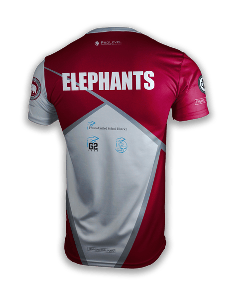 FUeL Patino Esports Prolevel® Competitor Jersey - Prolevel | Professional Gaming Wear®