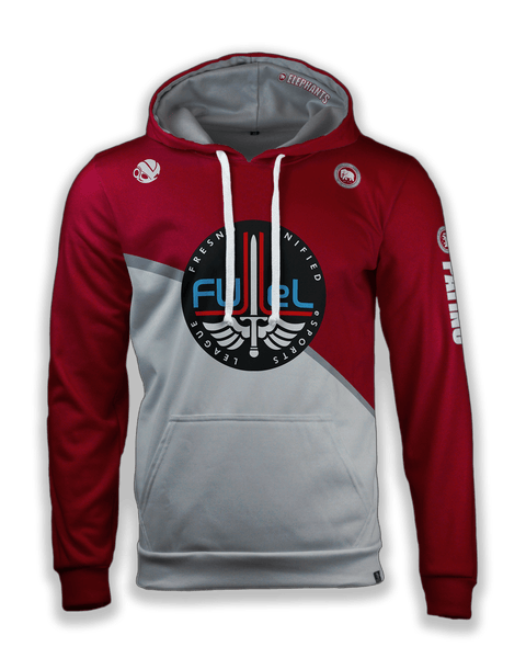 FUeL Patiño Prolevel® Hybrid Pullover Hoodie - Prolevel | Professional Gaming Wear®