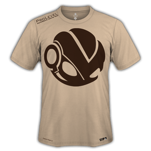 Esports Prolevel Tan Ghost Training Shirt - Prolevel | Professional Gaming Wear®