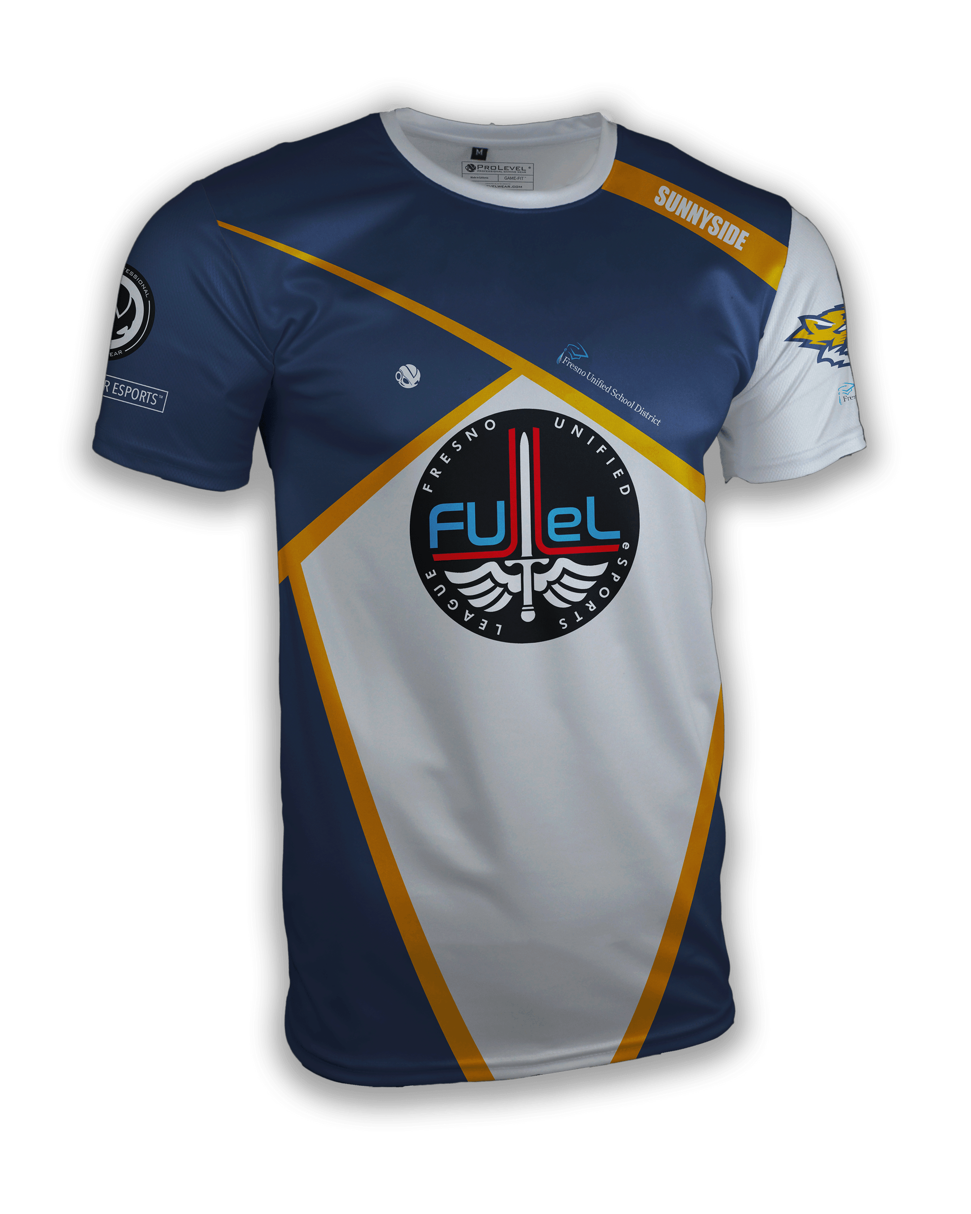 FUeL Sunnyside Esports Prolevel® Competitor Jersey - Prolevel | Professional Gaming Wear®