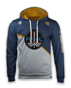 FUeL Sunnyside Prolevel® Hybrid Pullover Hoodie - Prolevel | Professional Gaming Wear®