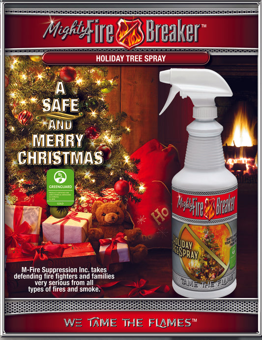 Holiday Tree Spray
