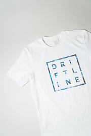 white surf t shirt Driftline
